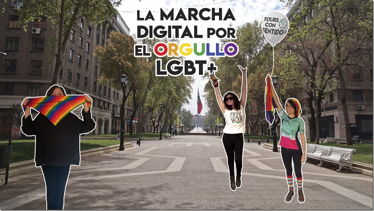 Marcha Digital Orgullo